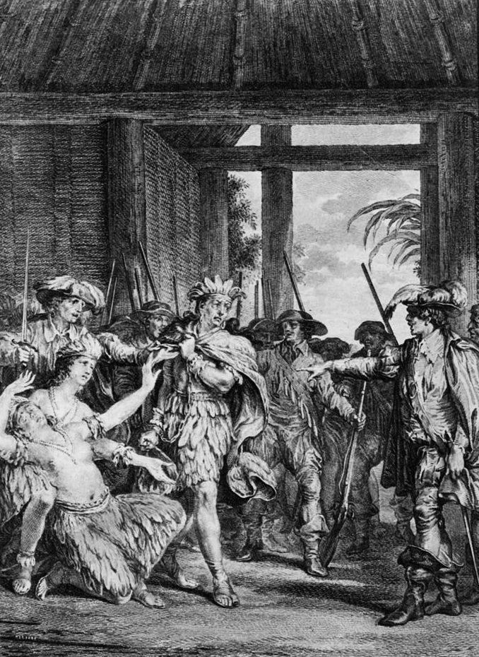 Gefangennahme Atahualpas