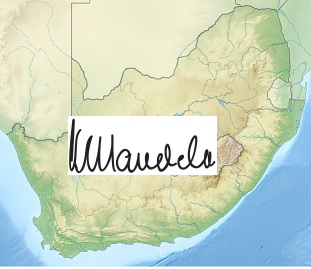Südafrika; Mandela.