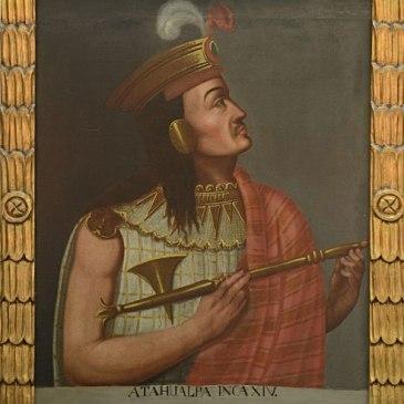 Inkakönig Atahualpa