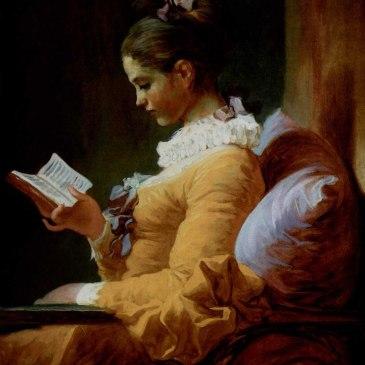 Fragonard-Leserin