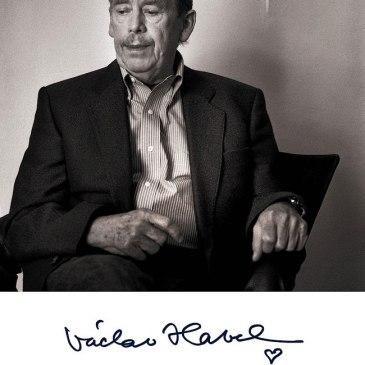Vaclav Havel- Foto Jiri Jiroutek.