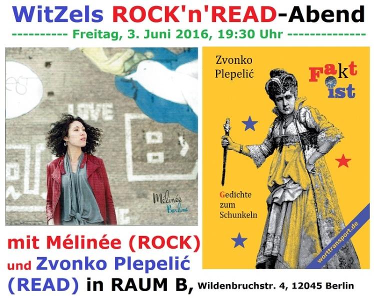 Rock'*n'Read 3.6.2016