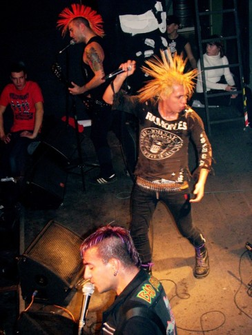 The Casualties 2007 in Polen