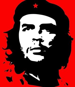 Che-Porträt nach Jim Fitzpatrick