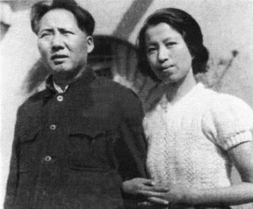 Mao und Jiang Quing