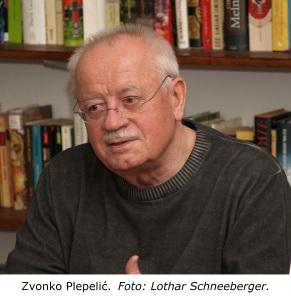 Zvonko Plepelić (2016). Foto: Lothar Schneeberger.