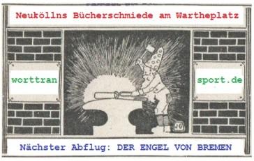 worttransport.de mit Herbert, dem Heinzelmann