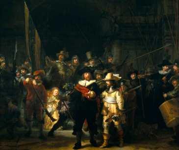 Rembrandt-Bundesnacht