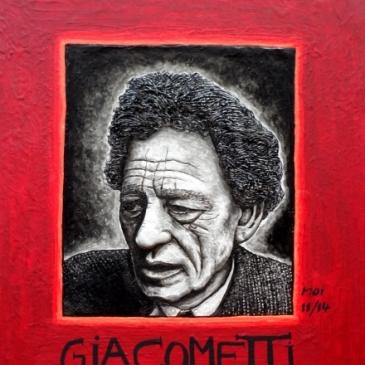 Thomas Schmid: GIACOMETTI