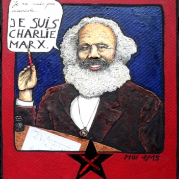 Thomas Schmid: CHARLIE MARX.