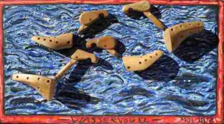 Thomas Schmid: Wasservögel