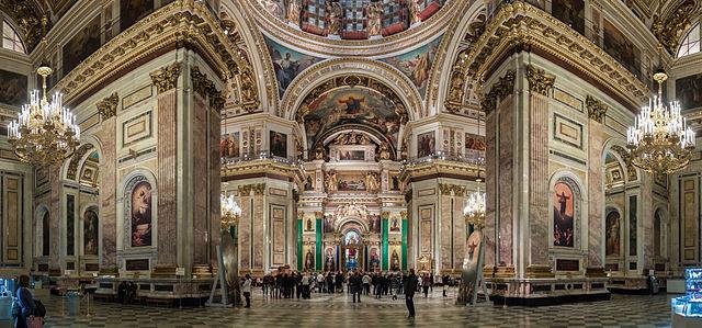 Sankt-Isaak-Kathedrale